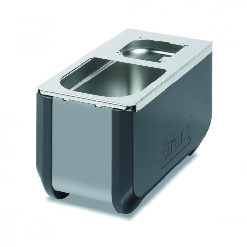 Waterbad ST5 RVS +60 - +100°C  (LLG9905718)