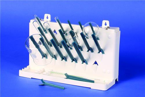 Afdruiprek, ABS, 38 pennen eenzijdig bruikbaar, F18933-00 (LLG9003302)