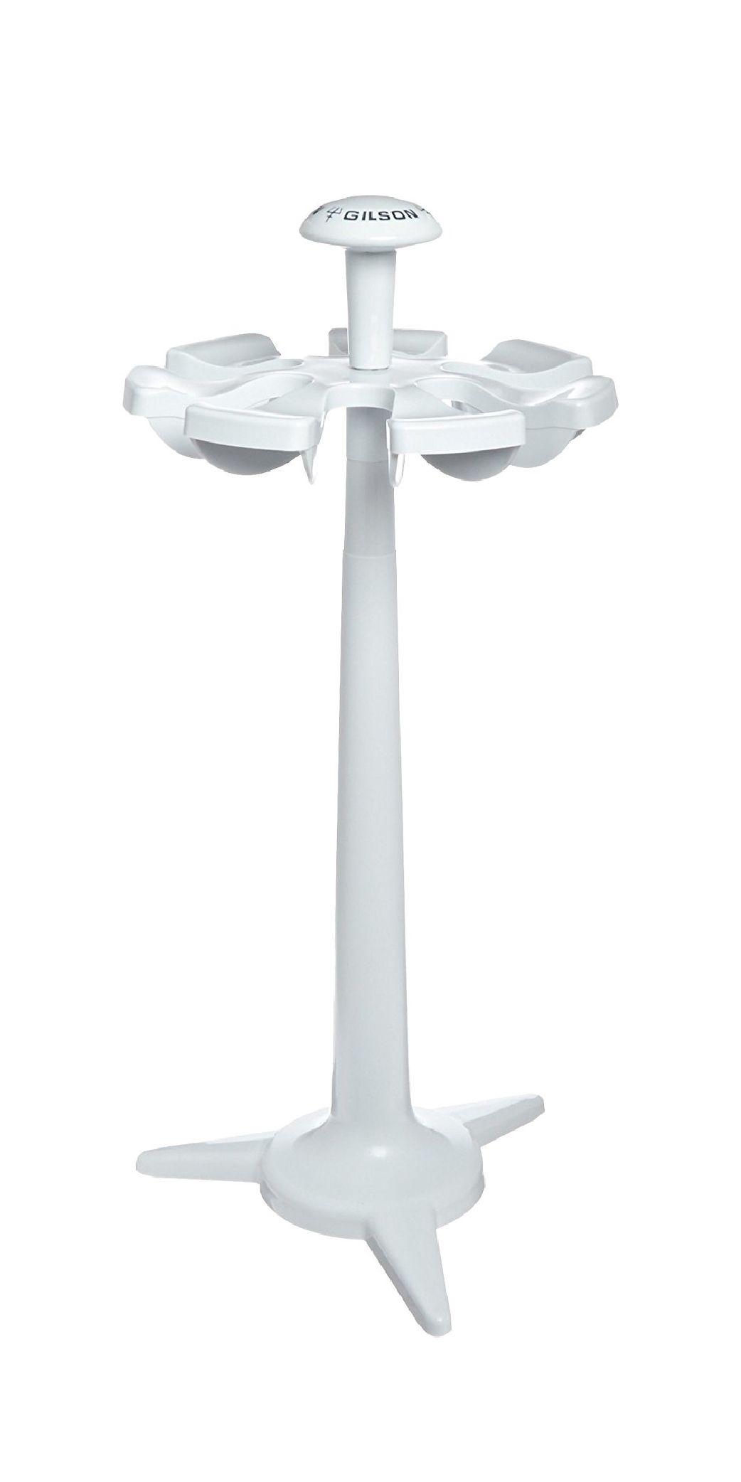 Pipetstandaard Carrousel™ voor 7 Gilson pipetten (13361401)