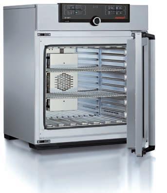 Droogstoof UF 110, 108 l, tot 300°C, met ventilator (02177110)