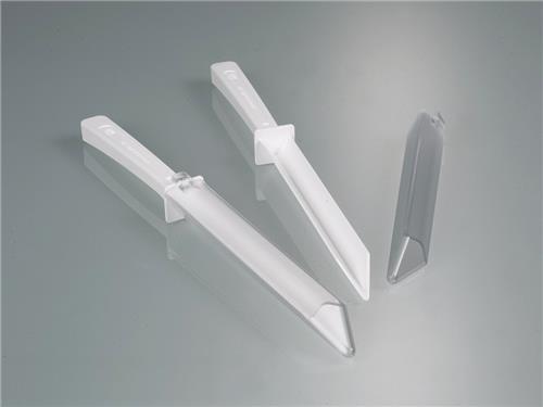 Wegwerpmonsterspatels Steri Plast, PS, 263mm, wit, steriel (33212230)
