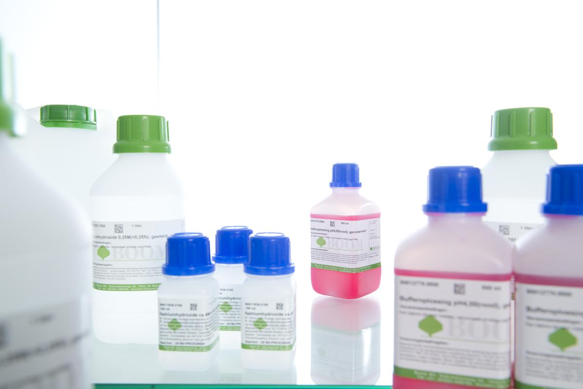 Reagentia, Reactanten, Mengsels