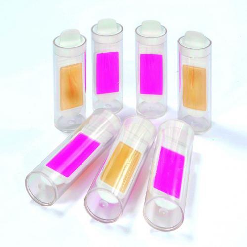 Dipslides Lovibond® R2A/R2A - TTC, voor drinkwater (11111110)