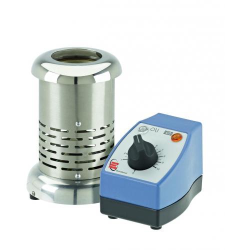 Bunsenbrander, electrisch,  BA6101/C, element temperaturen (LLG4011122)