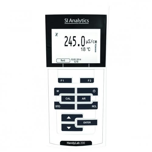 HandyLab 200 Versatile voor Geleidbaarheidsmeterset HandyLab 200 Versatile