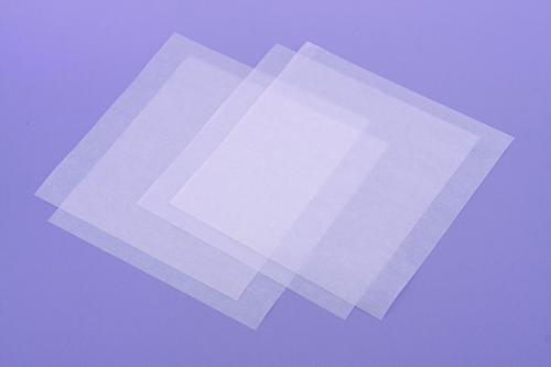 Weegpapier 150 x 150 mm gepolijst oppervlak (20100151)