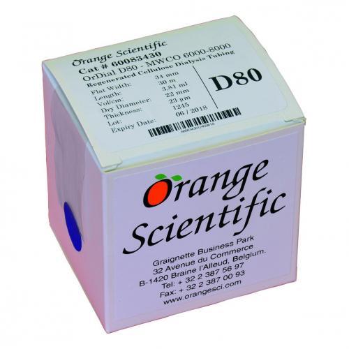 Dialyse-membraanslangen OrDial OrDial D14 | LLG6266388