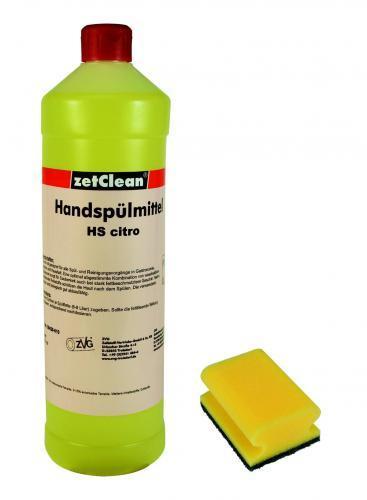 Handspoelmiddel HS citro   (LLG6266678)