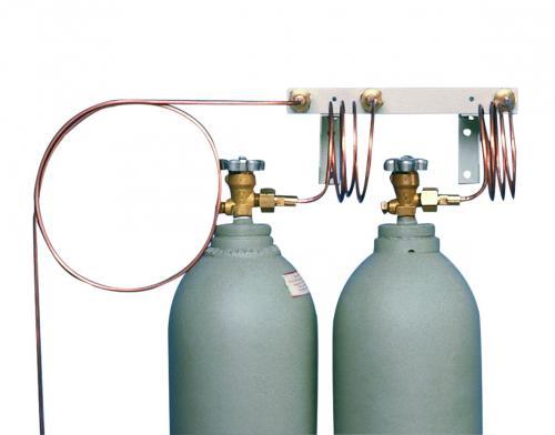 Leidingwerk voor CO2-veiligheidskoeling 6948