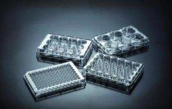 Behandelde celcultuurplaten PS, 96-wells, 0,38 cm², sterie (LLG6267171)