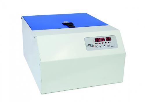 Voor 8 butyrometers voor Centrifuge Micro III