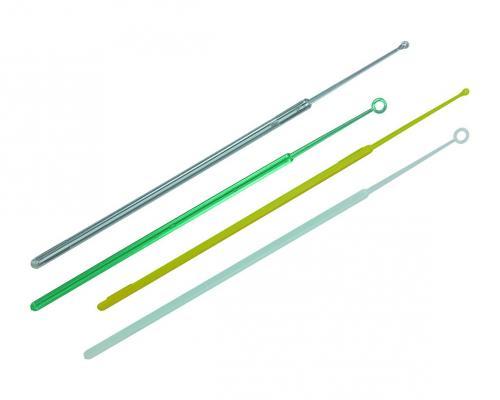 Entogen 1 µl, HIPS, 173 mm lan geel, steriel (41290919)