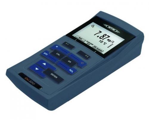 Zuurstofmeter Oxi 3310 set  met CellOx 325 elektrode (01198282)
