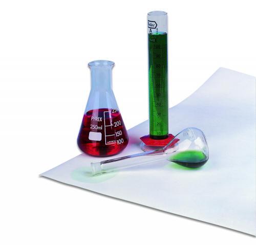 Afdekpapier, Benchkote® PE-rug vellen, breed 460mm lang 570mm (20960917)