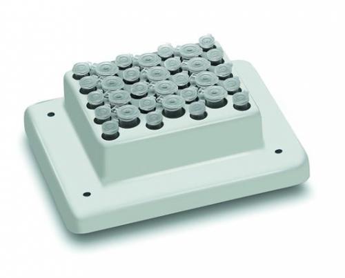 Verwarmingsblok PSC24 voor 24x2,0 ml buisjes (PSC24)