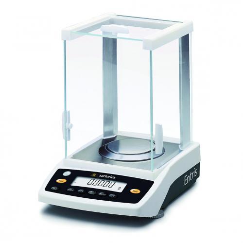 Analytische balans Entris® 60 g / 0,1 mg, externe just. (04334001)
