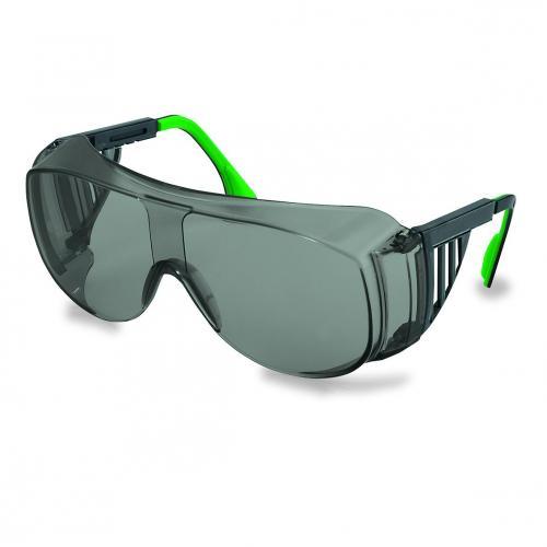 Lasoverbrillen 9161 Kleur Zwart | LLG9005168