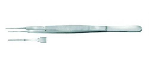 Micropincet, 175 mm, Gerald, RVS, Anatomisch, recht (LLG9160187)