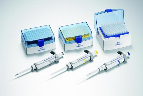 Research® plus 3-Pack, optie 1 voor 1-Kanaals-microliterpipetten Research<SUP>®</SUP> plus 3-Pack (IVD), variabel volume   LLG9283228
