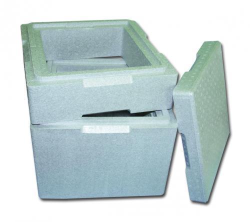 Isoleerbox met deksel neopor 12,5 l, 350x350x300 mm (LLG7656680)