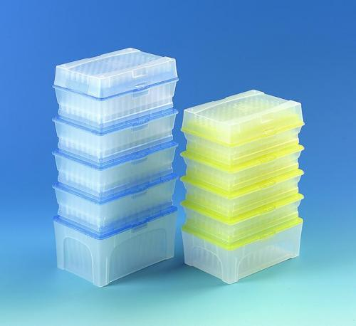 Pipettips Bio-Cert<SUP>® </SUP>in TipStack™ Low Retention