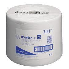 Poetsdoeken L10 Wypall 1-laags  wit, 38x24 cm (1500st)